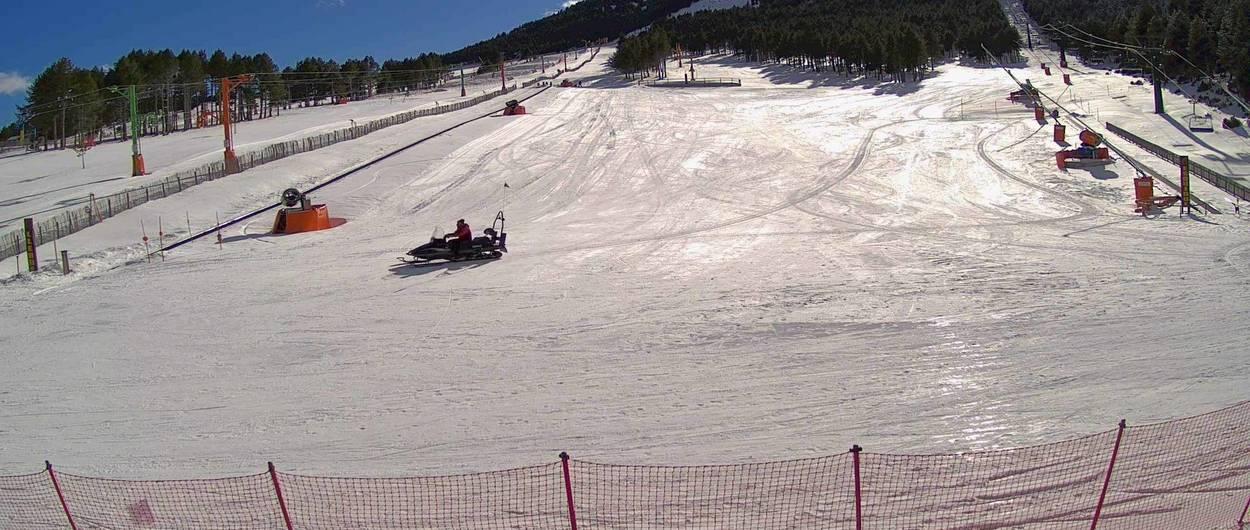Port del Comte da por perdida su temporada de esquí
