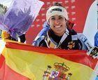 Entrevista a Carolina Ruiz tras su triunfo en Méribel