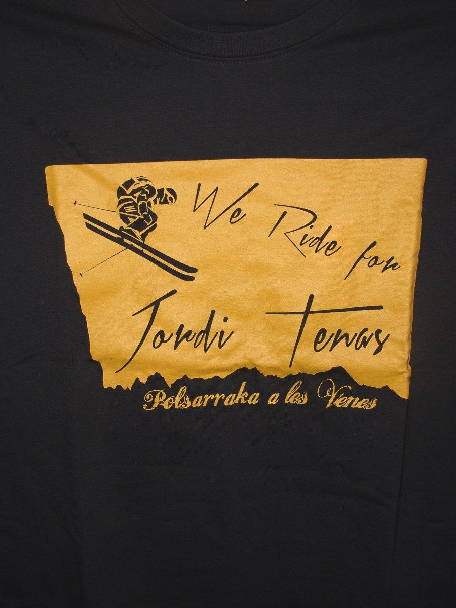 Samarreta homenatge a Jordi Tenas - El Mestre