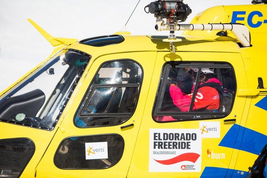 Andorra El Dorado Freeride en imatges