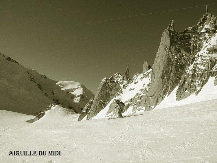 Chamonix  - Ricardo Montoro