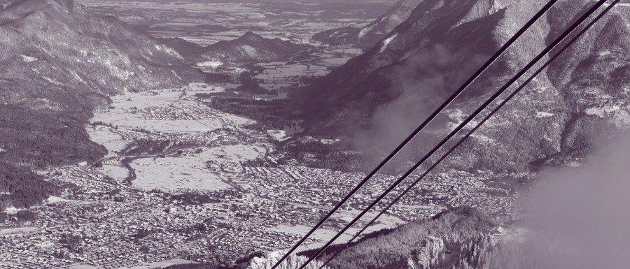 Garmisch-Partenkirchen, una clásica.