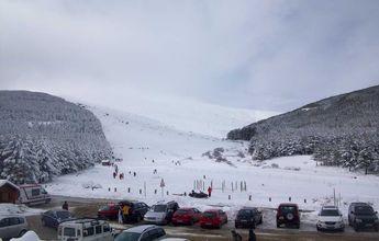 La Ragua cierra por falta de nieve un mes después de su apertura
