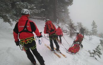 Se detecta un aumento del esquí fuera pista sin control