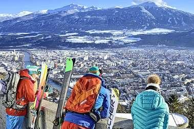 El coronavirus llega al corazón de los Alpes con dos casos en Innsbruck