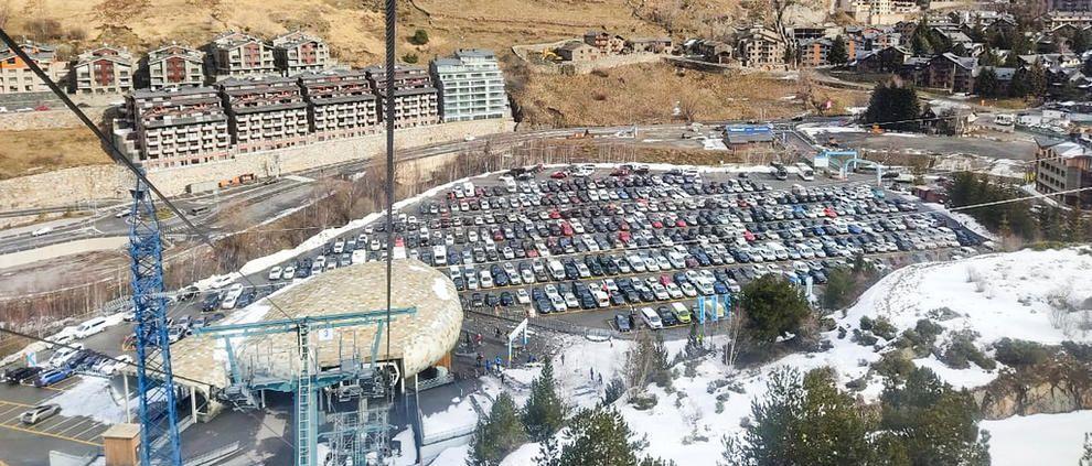 Ski Andorra asegura que las colas eran de esquiadores andorranos