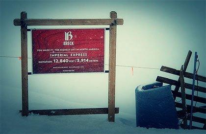 Esquí en otra dimensión: Colorado