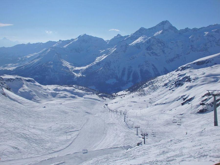 Una semana en el valle de Aosta