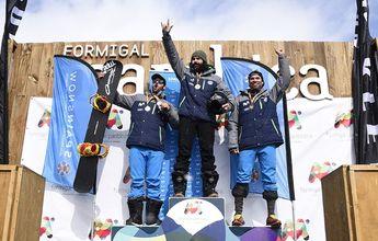 Regino se proclama campeón de España de SBX