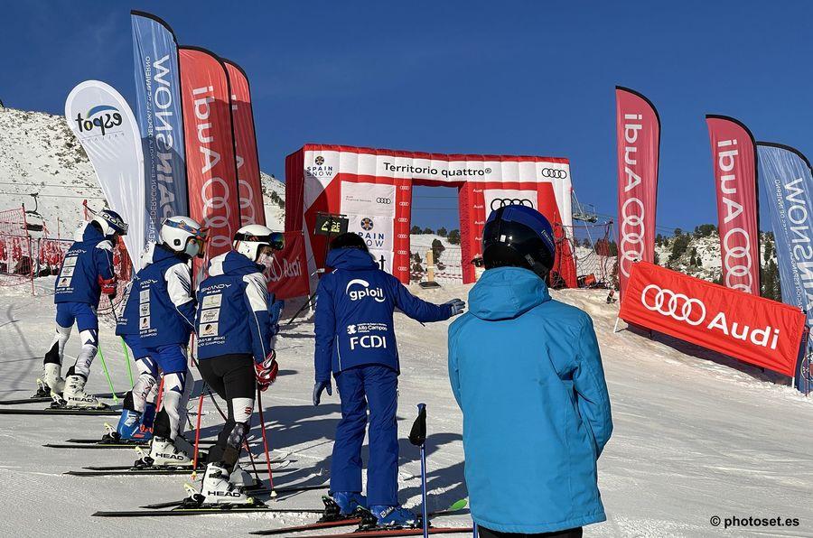 Copa de españa de esqui alpino