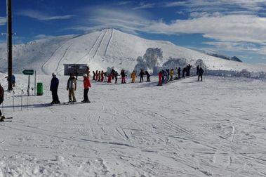 El Gobierno ya trabaja en el desmantelamiento total de la estación de esquí de Navacerrada