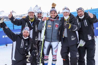 ¿Qué marcas han ganado la Copa del Mundo de esquí alpino 2020-2021?