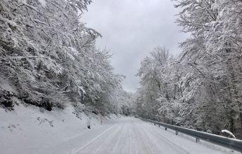 Vuelven las bajas temperaturas y la nieve a las pistas
