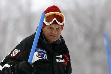 Ante Kostelic se retira del esquí de competición a los 82 años