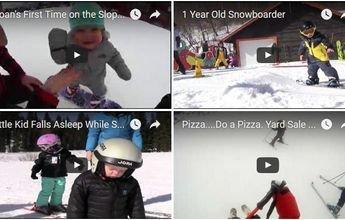 Cinco pequeñajos que han triunfado con sus videos en pista