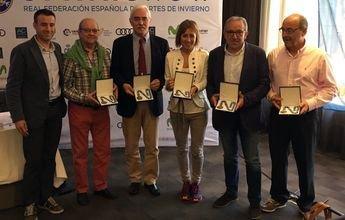 La RFEDI otorga las Medallas al Mérito Deportivo 2017