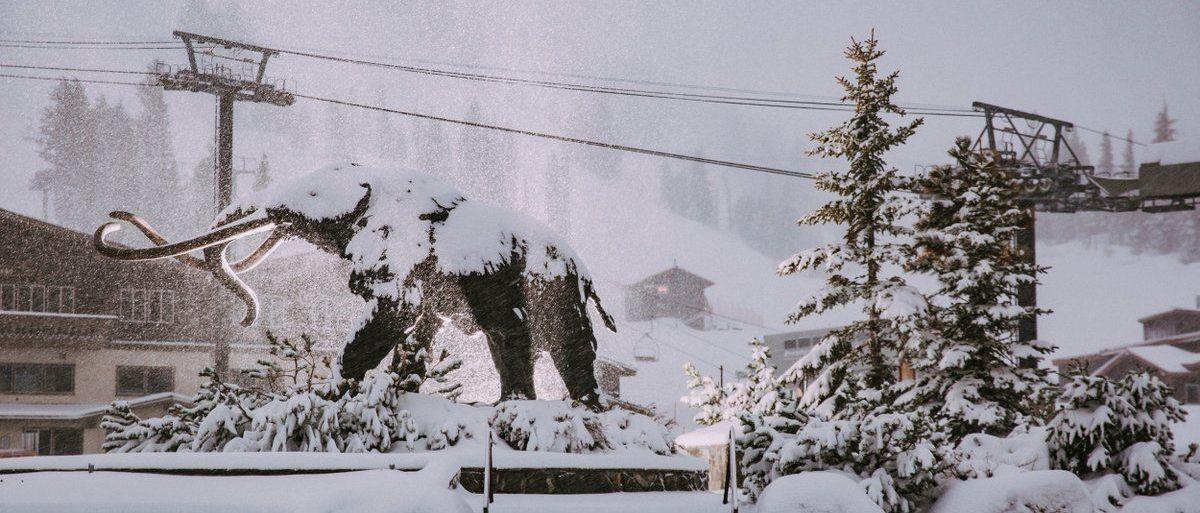 Mammoth Mt. anuncia que mantiene su temporada de esquí hasta agosto