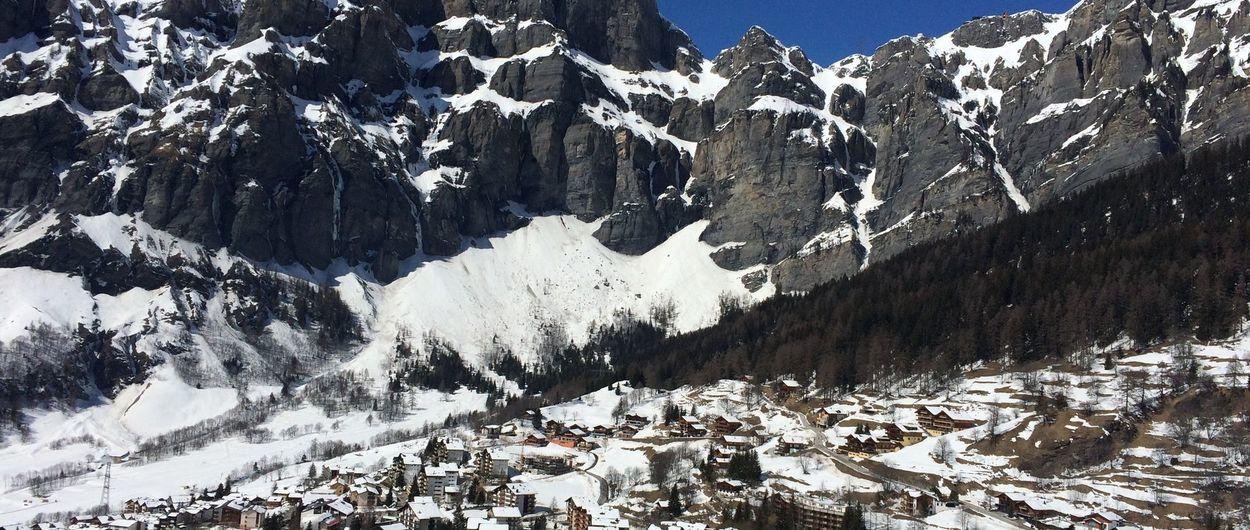 Leukerbad - Dolomitas a la Suiza