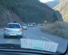 Hasta 10 mil pesos Costaría Peaje en Camino a Farellones