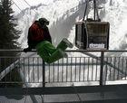 Nuevo telesilla en Chamonix
