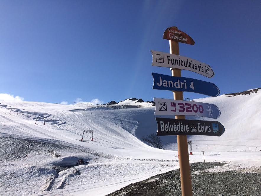 Glaciar francia