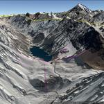 Vista Google Earth Portillo 2017