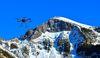 El futuro del control de avalanchas: Los Drones