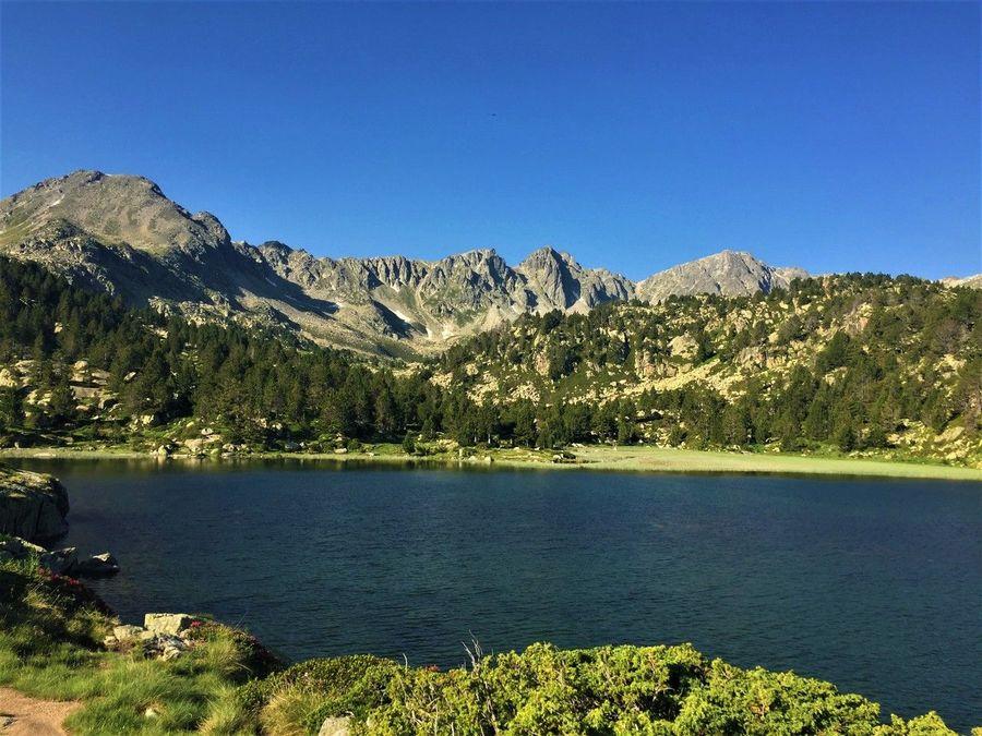 Primer lago