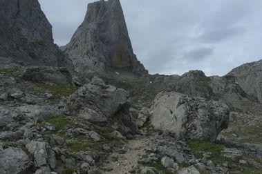 Fin de temporada o Pretemporada en la Cordillera Cantábrica