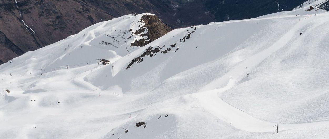 Esquiada en Piau-Engaly (Marzo 2016)