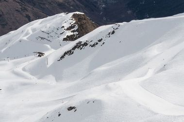 Esquiada en Piau-Engaly