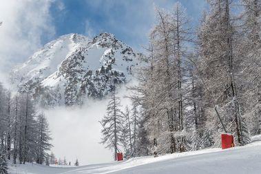 Primera vez en los Alpes: Montgenèvre