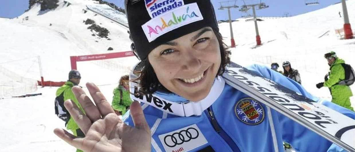 Felicidades María José Rienda