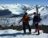Club de Esquí en Glaciar Perito Moreno