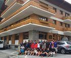 La RFEDI establece su centro de entrenamiento de verano en Saas Fee