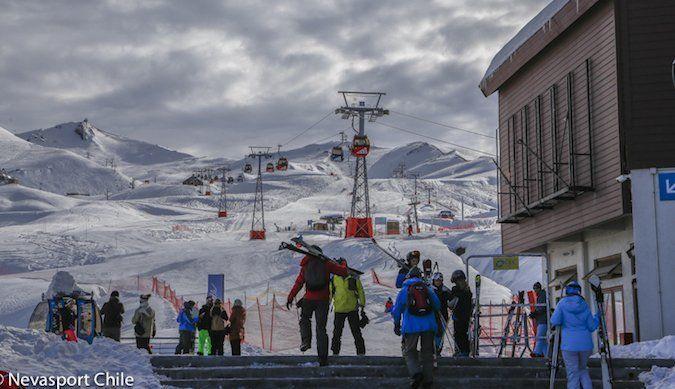 De nuevo ¡Gana Tickets para Valle Nevado!