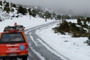 Restringido el acceso a Volcán Osorno para evitar accidentes
