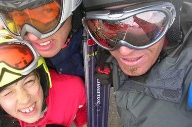 Profesor de esquí y guía de Montaña. La entrevista a Ricardo Montoro