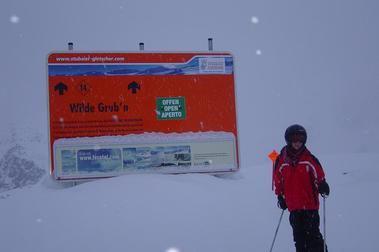 Glaciar Stubaier