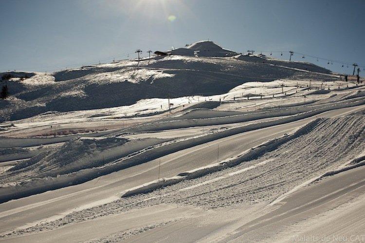 Scott Snowpark des de le Bivouac