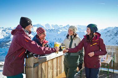Adiós al après-skis en Austria en toda esta temporada de esquí