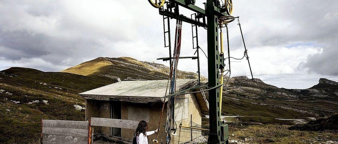 Lunada se queda de nuevo sin abrir su temporada de esquí