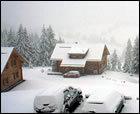 Nieve, esperado tesoro!