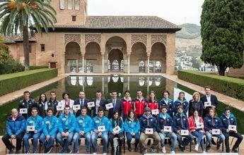 Componentes y foto oficial de los equipos RFEDI 2016-2017