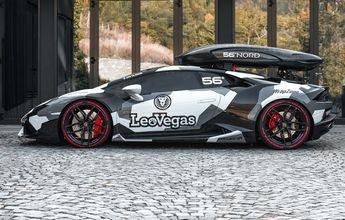 La útima 'bestia' de Jon Olsson: Un Lamborghini Huracán de 811 CV