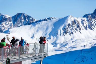 ¿Se puede esquiar en Ordino Arcalís con el forfait de Grandvalira?