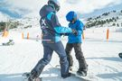 Escuela de esqui Burton Riglet