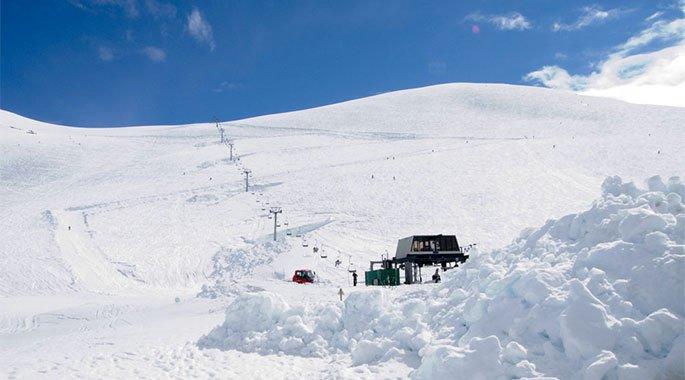 Foto de Stryn - Centro de esquí de verano