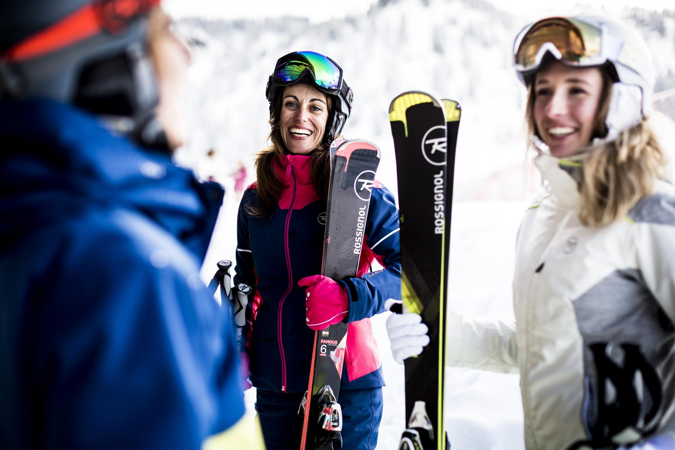 Colección Rossignol 2016/2017 - WOMEN ON PISTE - FAMOUS