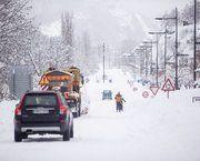 Alerta oficial por frío y nieve en Pirineos y parte norte de la Península